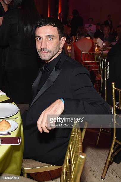 Riccardo Tisci attends 2016 Fashion Group International Night Of Stars Gala at Cipriani Wall Street on October 27 2016 in New York City