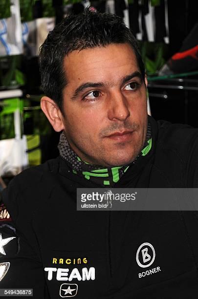 Ricco Groß BiathlonTrainer auf der Ispo Fachmesse für Sportartikel in München
