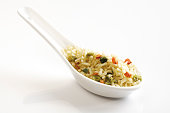 Rice dish, Risi e Bisi