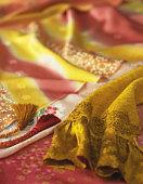 Rich fabrics