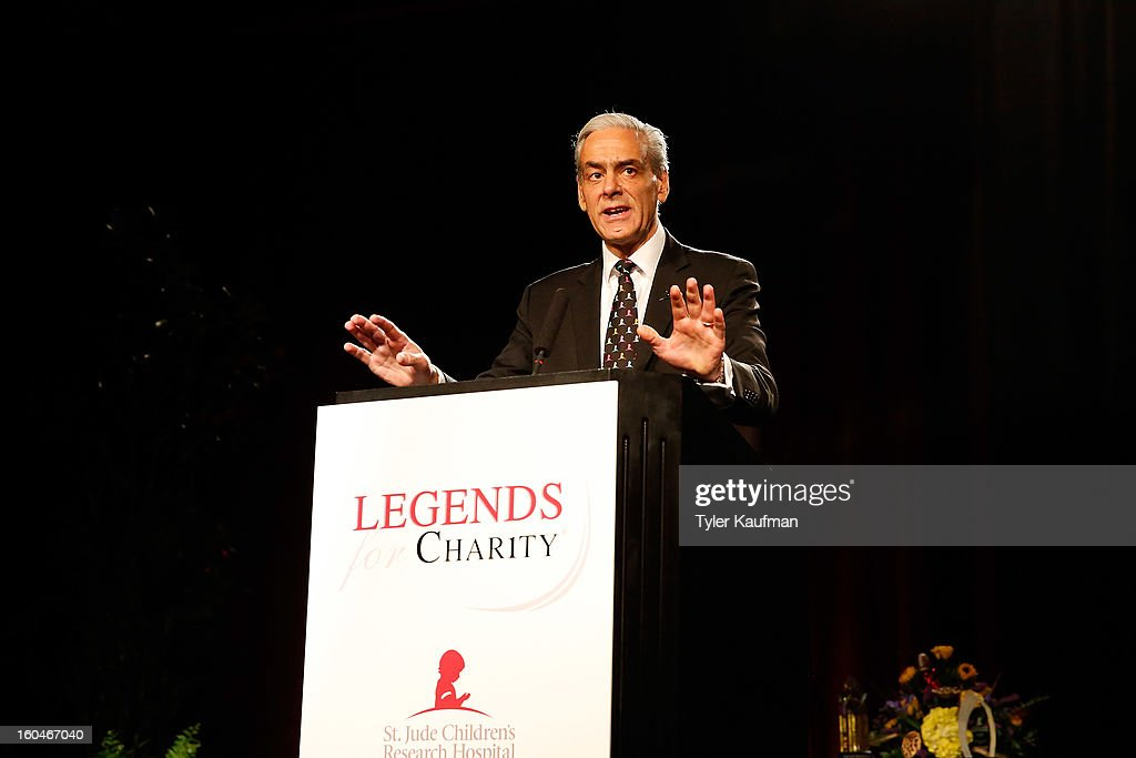 Rich Shadyac attends the 2013 Legends For Charity Dinner Honoring Archie Manning at the Hyatt Regency New Orleans on January 31, 2013 in New Orleans, Louisiana.