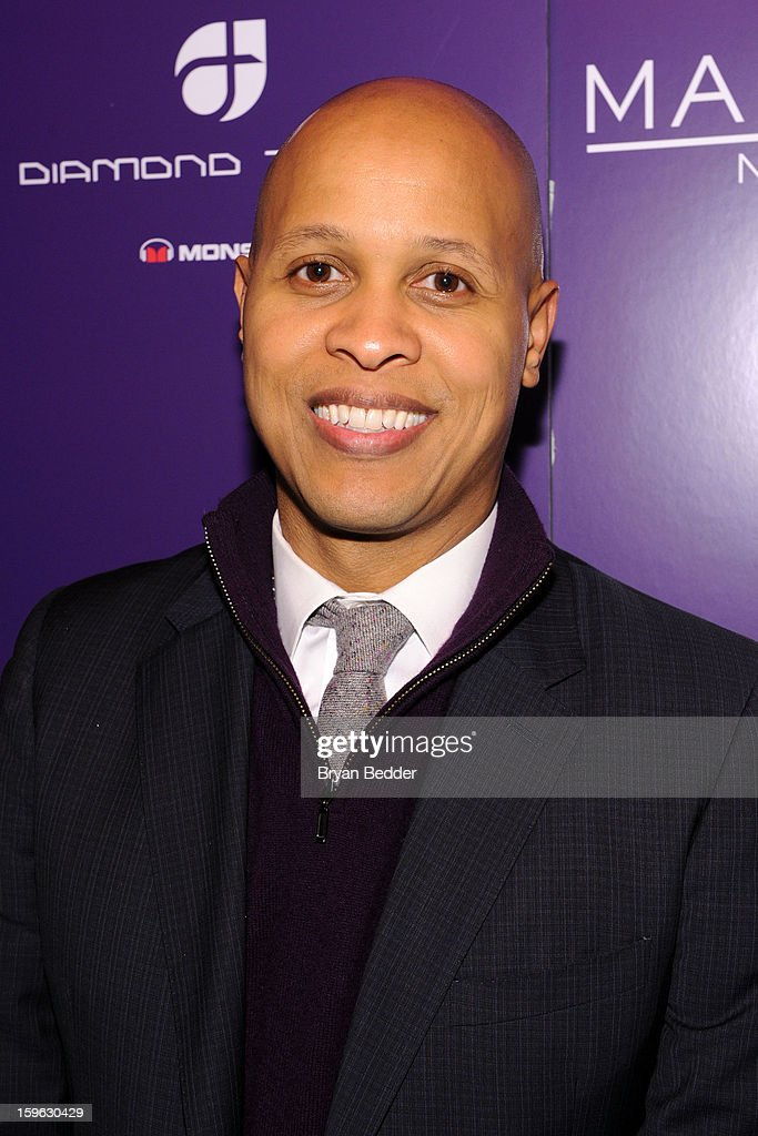 Rich Thomas attends the grand opening of Marquee New York on January 16, 2013 in New York City.