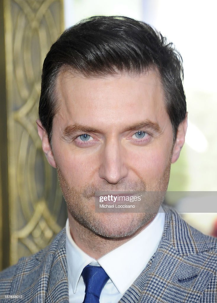 Richard Armitage attends 'The Hobbit: An Unexpected Journey' New York premiere benefiting AFI at Ziegfeld Theater on December 6, 2012 in New York City.