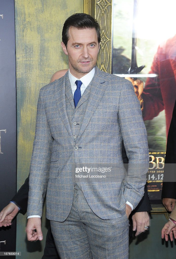 An Unexpected Journey' New York premiere benefiting AFI at Ziegfeld Theater on December 6, 2012 in New York City.