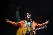 GBR: Richard Ashcroft Performs At Motorpoint Arena Cardiff
