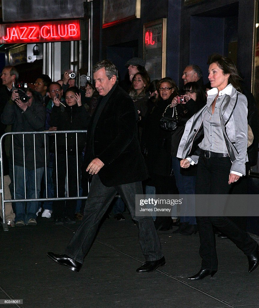 celebrity sightings in new york march 22 2008 photos and images