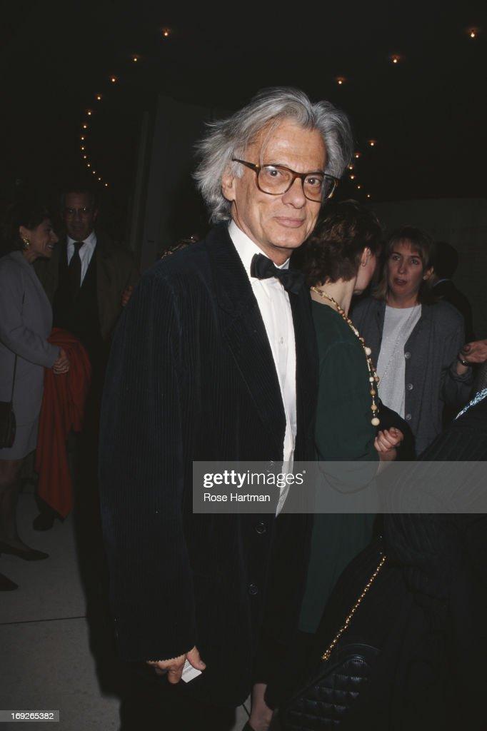Richard Avedon at the 'American Ballet Theatre's Spring Gala' New York City 1995