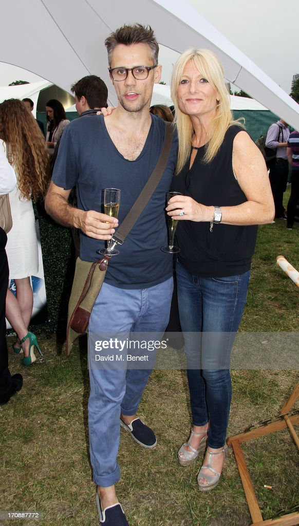 <a gi-track='captionPersonalityLinkClicked' href=/galleries/search?phrase=Richard+Bacon&family=editorial&specificpeople=220978 ng-click='$event.stopPropagation()'>Richard Bacon</a> (L) and <a gi-track='captionPersonalityLinkClicked' href=/galleries/search?phrase=Gaby+Roslin&family=editorial&specificpeople=208181 ng-click='$event.stopPropagation()'>Gaby Roslin</a> attend the VIP Preview for 'Taste of London' at Regent's Park on June 19, 2013 in London, England.