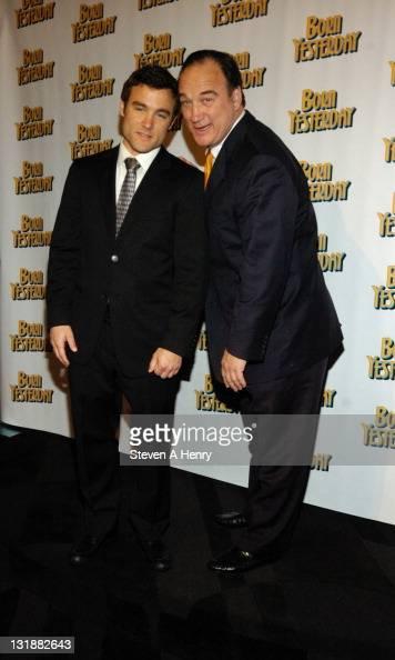 Richard Belushi and Jim Belushi...