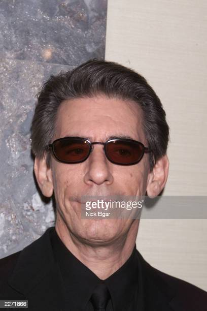 Richard Belzer at the New York Friar's Club Roast of Rob Reiner The roast was presented by Comedy Central