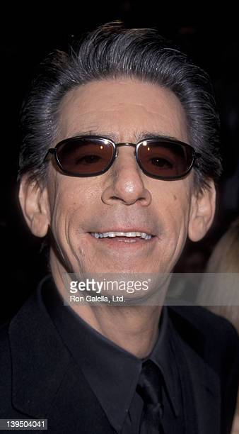 Richard Belzer attends 14th Annual American Comedy Awards on February 6 2000 at the Shrine Auditorium in Los Angeles California