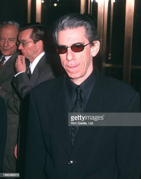 Richard Belzer during 65th Annual New York Film Critics Circle Awards at World Trade Center in New York City NY United States