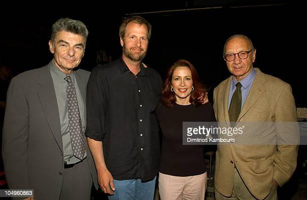 Richard Benjamin Jeff Daniels Patricia Heaton and Neil Simon