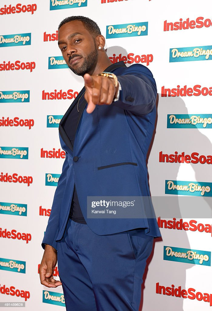 Inside Soap Awards - Red Carpet Arrivals