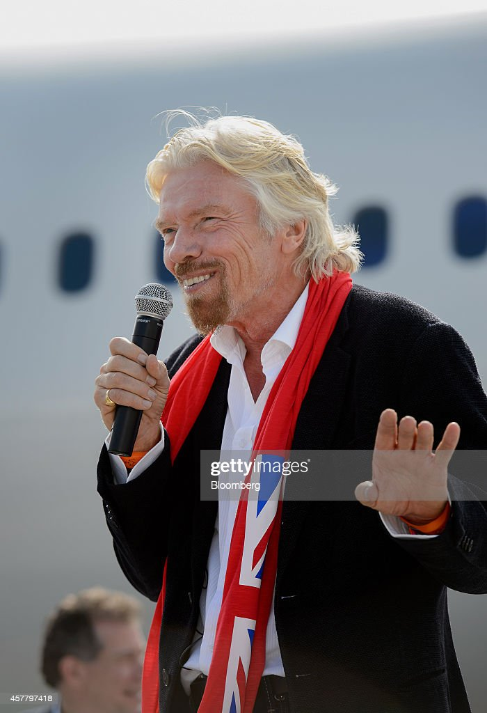 virgin group richard branson Sir richard branson's virgin group is one of the world's most respected and trusted brands with businesses ranging from communications, travel,.
