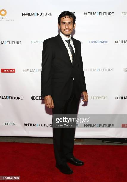 Richard Cabral at the Film2Future Year 2 Awards Ceremony on November 16 2017 in Los Angeles California