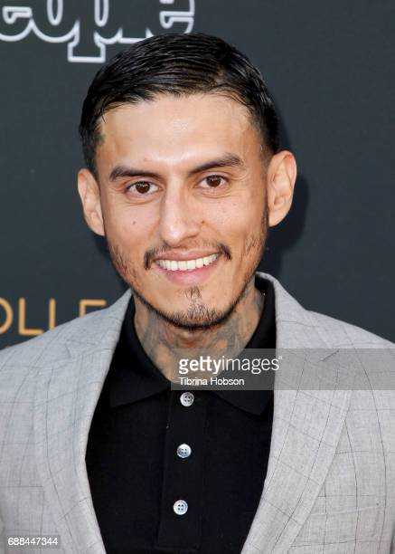 Richard Cabral attends the 38th College Television Awards at Wolf Theatre on May 24 2017 in North Hollywood California