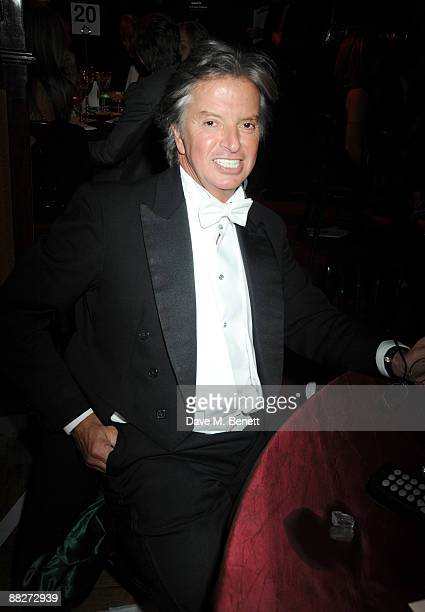 Richard Caring attends the Raisa Gorbachev Foundation Annual Fundraising Gala Dinner at the Stud House Hampton Court Palace on June 6 2009 in...