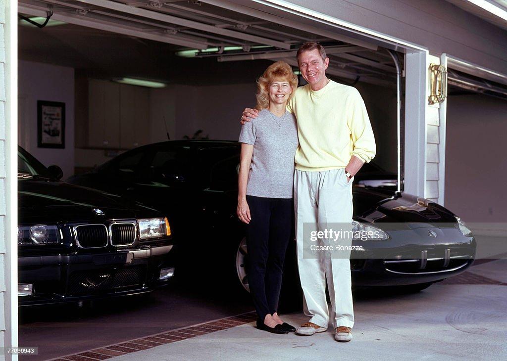 Richard Carpenter S Car Collection