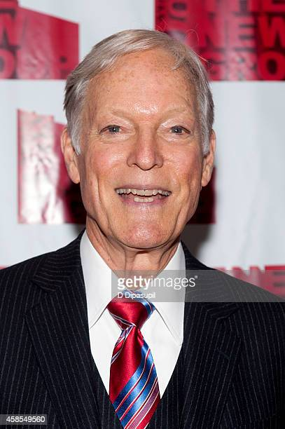 Richard Chamberlain attends the 'Sticks and Bones' opening night after party at KTCHN Restaurant on November 6 2014 in New York City