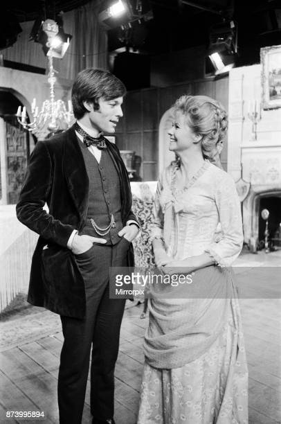 Richard Chamberlain is to star in a BBC 2 colour production of the Henry James play 'The Portrait of a Lady' His leading lady will be Suzanne Neve...