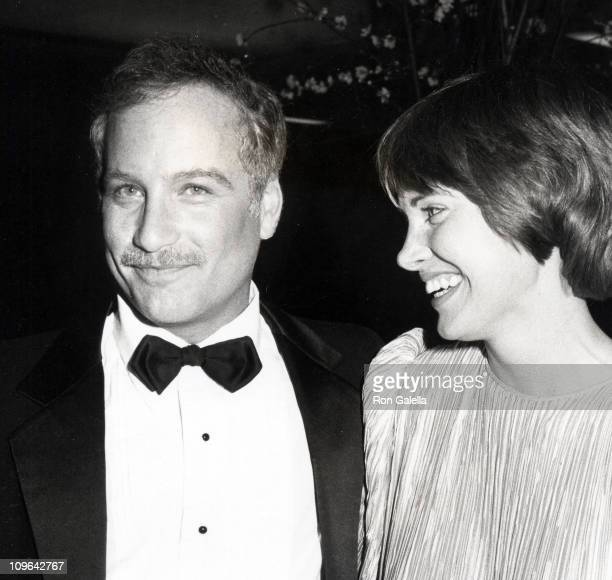 Richard Dreyfuss and Jeramie Rain during 1983 Regal Ball at Beverly Hilton Hotel in Beverly Hills California United States