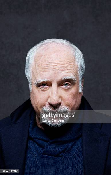 Richard Dreyfuss is photographed for Los Angeles Times at the 2015 Sundance Film Festival on January 24 2015 in Park City Utah PUBLISHED IMAGE CREDIT...