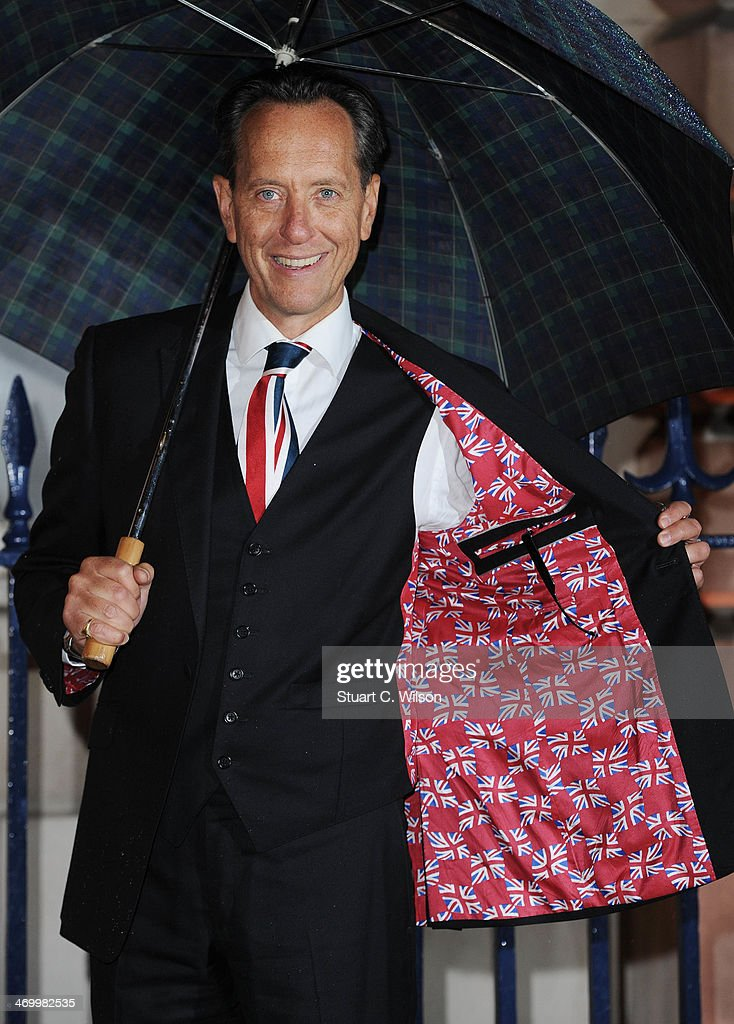 <a gi-track='captionPersonalityLinkClicked' href=/galleries/search?phrase=Richard+E.+Grant&family=editorial&specificpeople=160448 ng-click='$event.stopPropagation()'>Richard E. Grant</a> attends the Creative London party hosted by the British Fashion Council, British Academy of Film and Television Arts and The British Recorded Music Industry during London Fashion Week AW14 at Spencer House on February 17, 2014 in London, England.