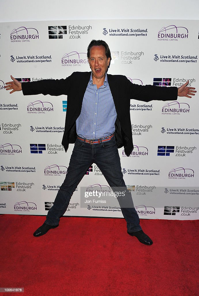 Richard E. Grant attends the launch party for the Edinburgh Festival's: Summer Season at Bond on May 25, 2010 in London, England.