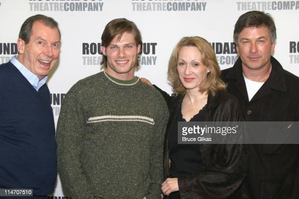 Richard Easton Chris Carmack Jan Maxwell and Alec Baldwin