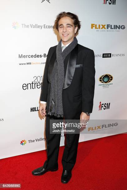 Richard Elden Lampkin attends the 2017 Entrepreneur Awards at Allure Events And Catering on February 22 2017 in Van Nuys California