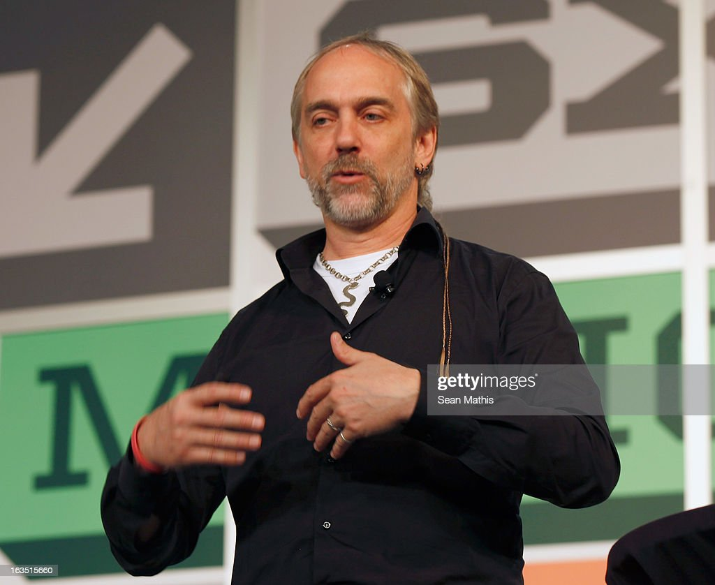 Richard Garriott de Cayeux speaks onstage at The New Golden Age Of Human Spaceflight during the 2013 SXSW Music, Film + Interactive Festival at Austin Convention Center on March 11, 2013 in Austin, Texas.