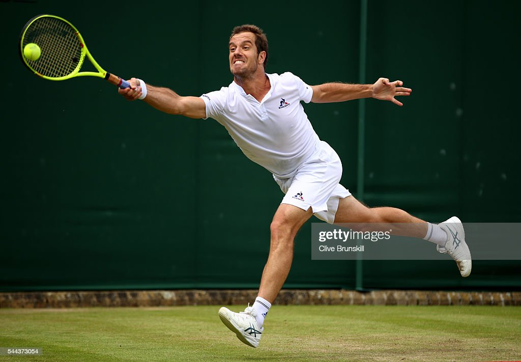 gasquet single personals Follow live roger federer vs richard gasquet coverage at yahoo sports find the latest roger federer vs richard gasquet score, including stats and more.