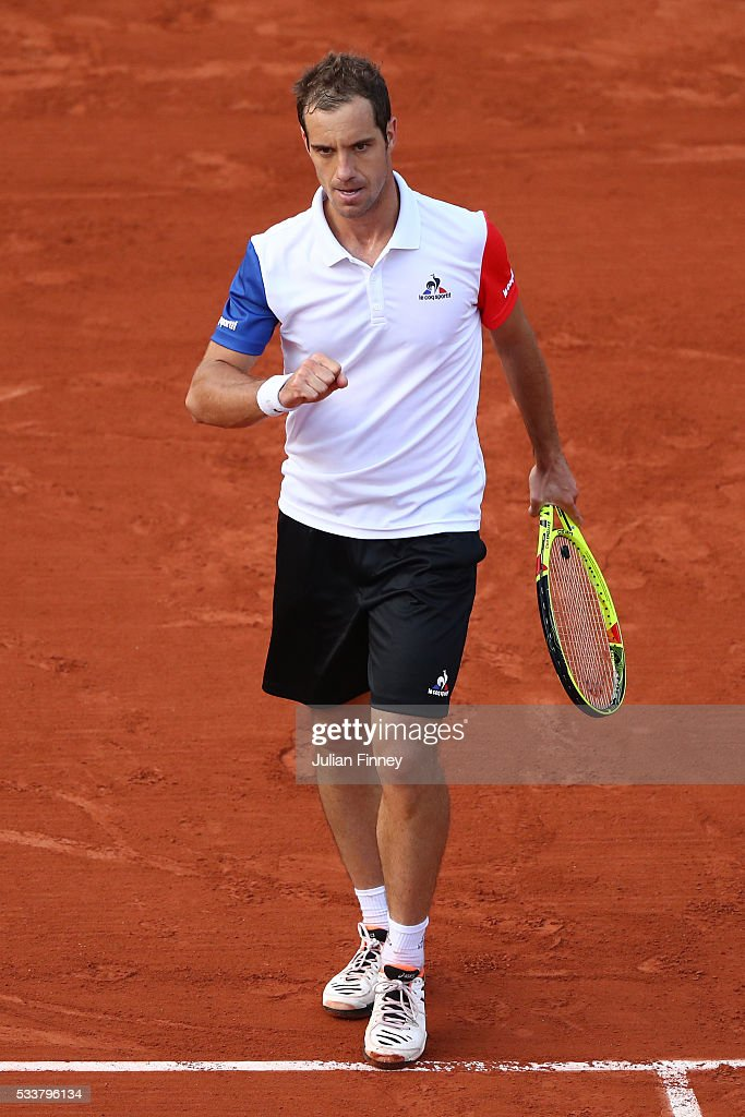 gasquet single guys Roger federer vs richard gasquet give the bunting guys a holler and light the fondue they'll be hoisting a few tonight in zurich and that's for sure.