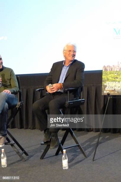 Richard Gere at the screening of the film Norman at the ArcLight cinemas in Sherman Oaks California on April 4 2017
