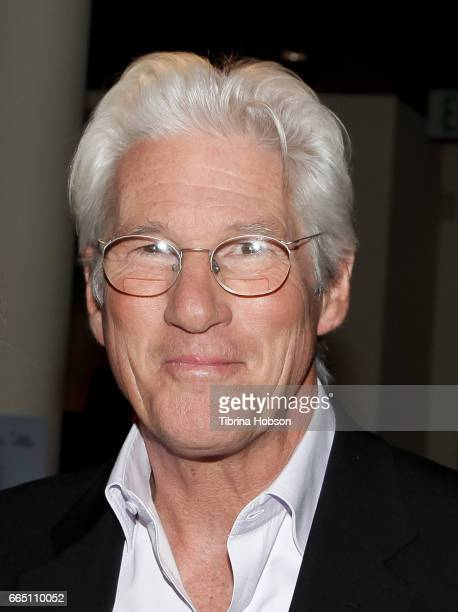 Richard Gere attends the premiere and prereception for Sony Pictures Classics' 'Norman' at Linwood Dunn Theater at the Pickford Center for Motion...