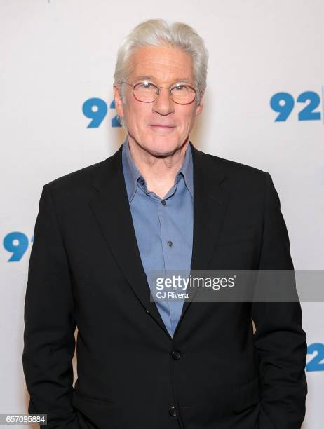 Richard Gere attends the Reel Pieces Screening of 'Norman The Moderate Rise and Tragic Fall of a New York Fixer' at 92nd Street Y on March 23 2017 in...