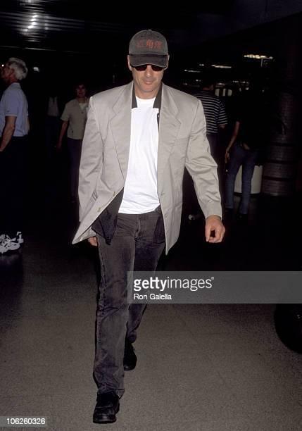 Richard Gere during Richard Gere Sighting at Los Angeles International Airport May 22 1998 at Los Angeles International Airport in Los Angeles...