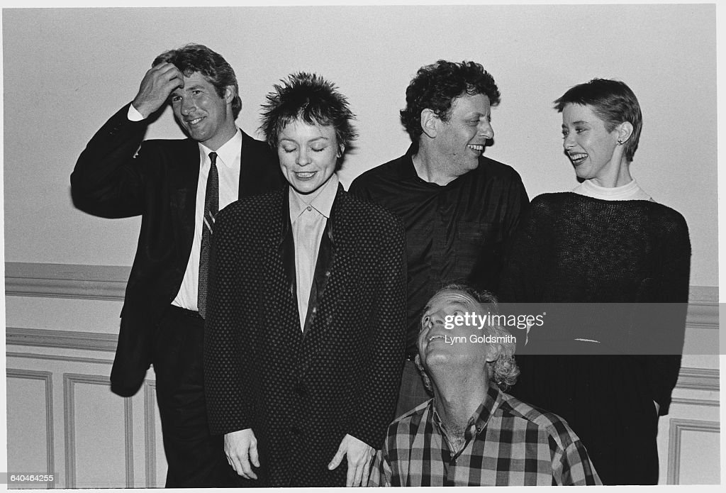Richard Gere, Laurie Anderson, Philip Glass, Suzanne Vega, Spalding Gray