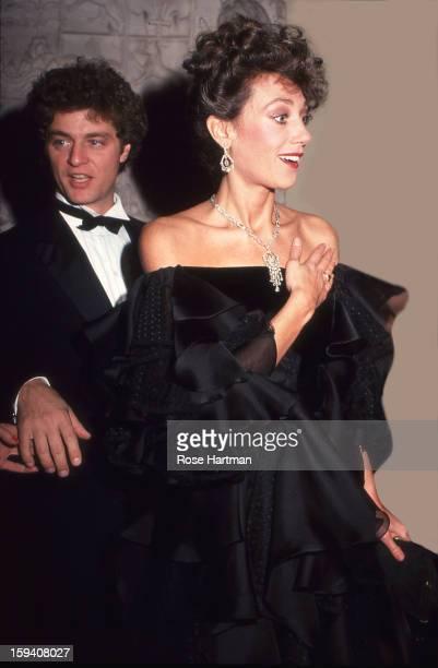 Richard Golum and Marisa Berenson Costume Institute Gala Metropolitan Museum of Art New York New York 1994