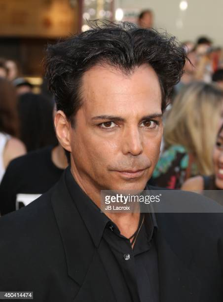 Richard Grieco attends the '22 Jump Street' Los Angeles premiere on June 10 2014 held at the Regency Village Theatre in Westwood California