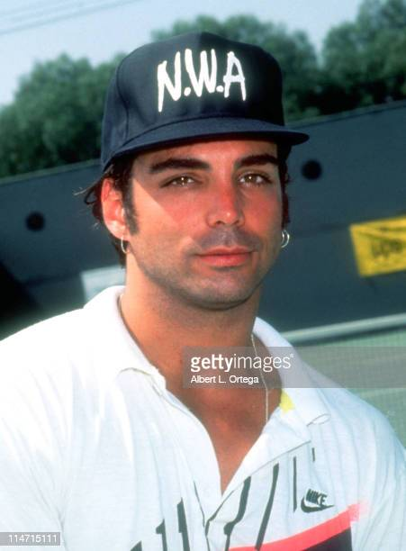 Richard Grieco during 7th Annual Celebrity Tennis Classic To Benefit The MakeAWish Foundation at The Beverly Hills Country Club in Beverly Hills...