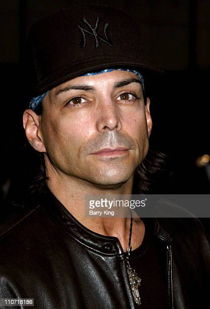 Richard Grieco during 'Two for the Money' Los Angeles Premiere Arrivals at Samuel Goldwyn Theater in Beverly Hills California United States