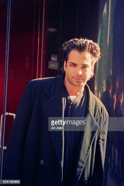 Richard Grieco of 21 Jump Street circa 1990 New York