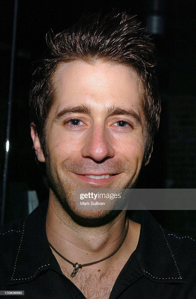 Richard Gunn during 'The Third Wish' Private Screening in Los Angeles at CineSpace in Hollywood, California, United States.