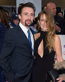 Richard Hammond and Mindy Hammond attend the Pride of Britain awards at The Grosvenor House Hotel on September 28 2015 in London England