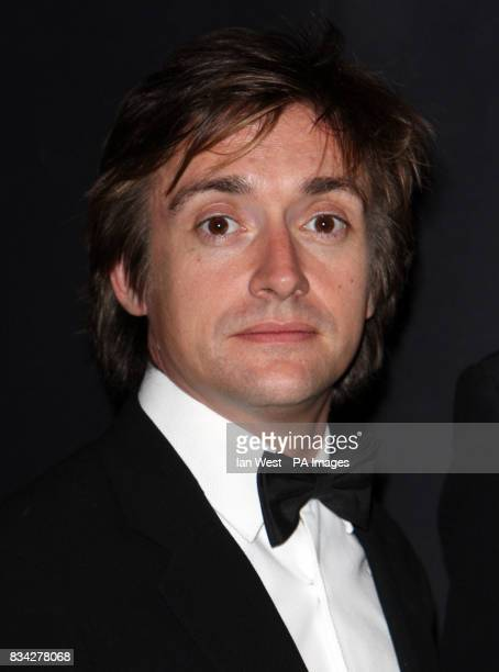 Richard Hammond arrives at the Royal Television Society Programme Awards held at the Grosvenor House Hotel in central London