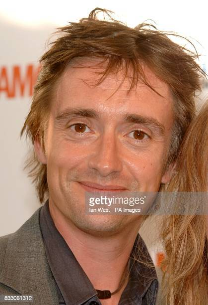 Richard Hammond arrives for the 2007 Glamour Women of The Year awards at Berkley Square Gardens central London