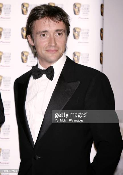 Richard Hammond at the British Academy Television Awards held at the London Palladium central London PRESS ASSOCIATION Photo Picture date Sunday 20...