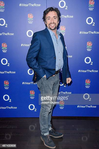 Richard Hammond attend Wear The Rose Live at The O2 Arena on September 9 2015 in London England